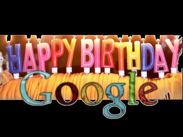 Google Celebrating Its 15th Birthday