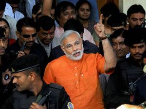 Railwa Department Refused Give Garden For Narendra Modi S Rally