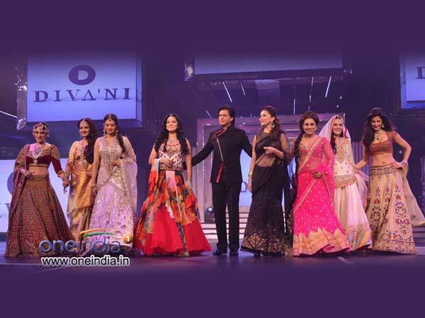 Yash Chopra Birth Anniversary Celebration Shahrukh Did Ramp Walk