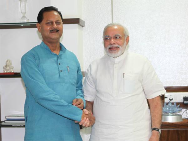 Jdu Mla Chhedi Paswan Meet Modi Proposed To Join Bjp