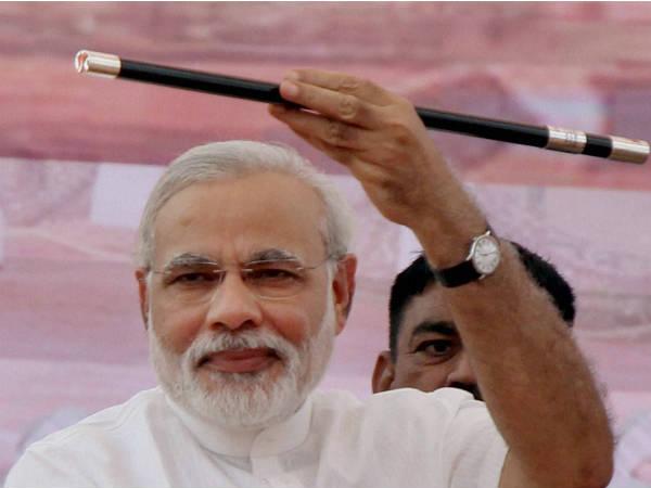 Modi Will Get Grand Welcome In Delhi Rally