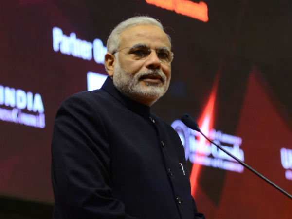 Modi Will Address Diamond S Businessmen In Mumbai