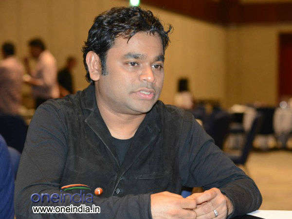 Rahman S Kolkata Show Set The Tone For India Tour