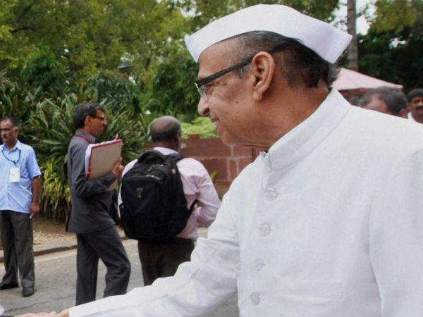 Year Jail For Congress Leader Rasheed Masood In Mbbs Seat Scam