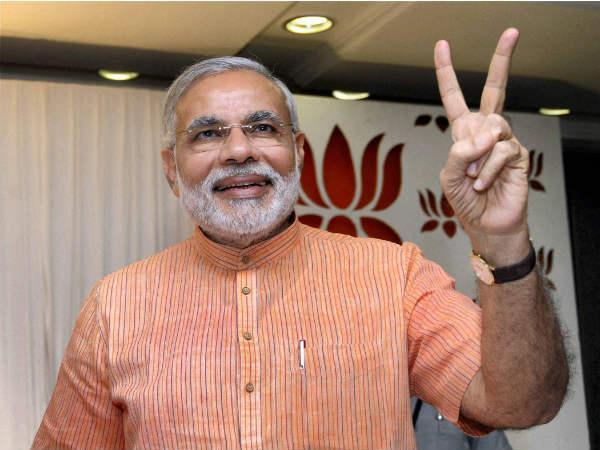 Modi Kurtas To Dominate Gujarat Govts Khadi Marketing Drive