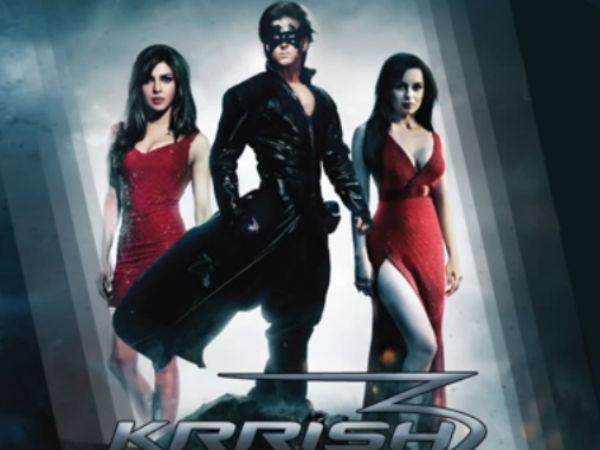 Much Awaited Movie Krrish 3 Release Date Advanced Nov