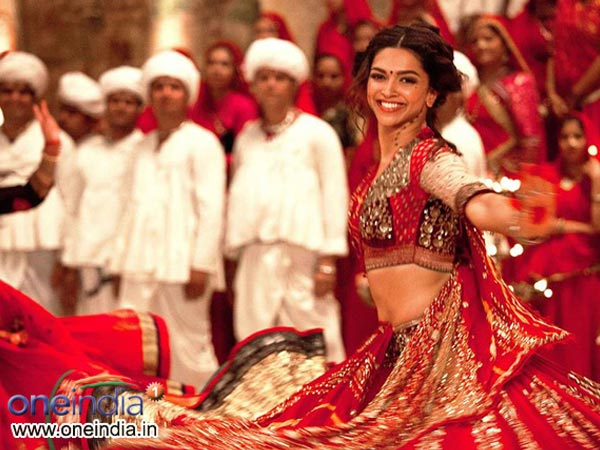 Deepika Padukone Battles Excruciating Pain Shoots Ramleela Nagada Song