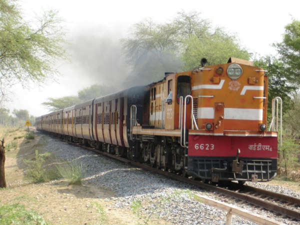 Rail Freight Passenger Fares May Be Increased