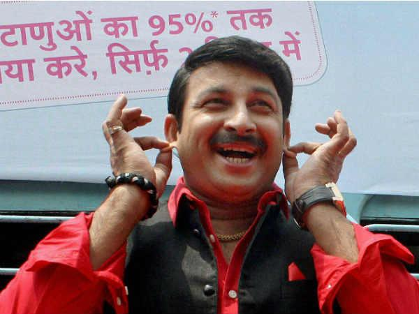Finally Bhojpuri Actor Manoj Tiwari Joins Bjp Why