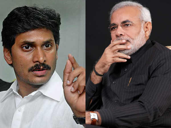 Jaganmohan Reddy Wants Narendra Modi To Make Bjp Secular