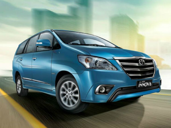 Toyota Innova Facelift Launched Price Features Details