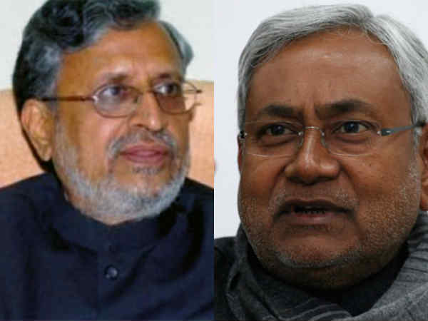 Sushil Modi Tweets Nitish Kumar Involved In Fodder Scam