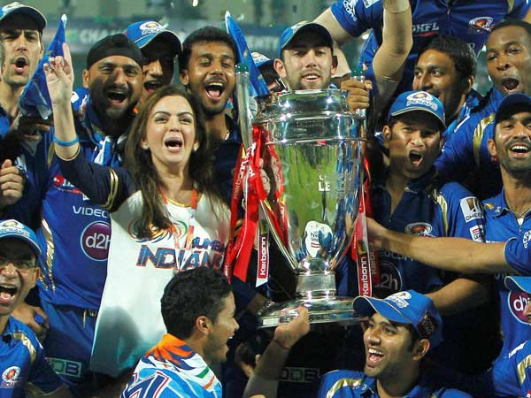 Mumbai Indians Win 2nd Champions League Title