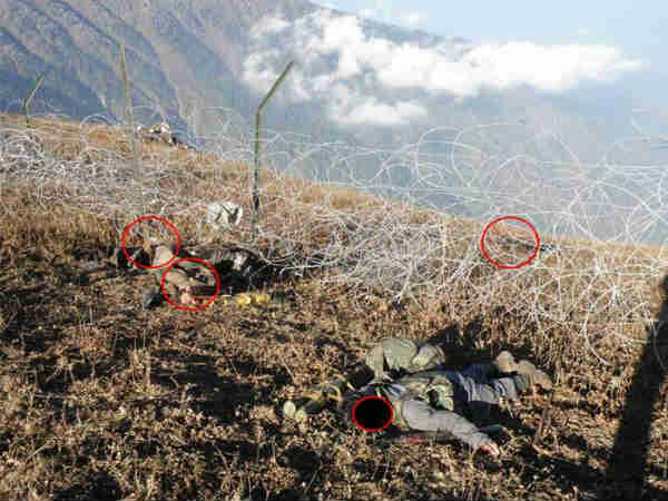 Keran Operation Over Eight Bodies Recovered Army