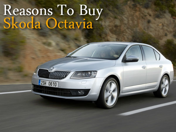 Top 10 Reasons Buy 2013 Skoda Octavia