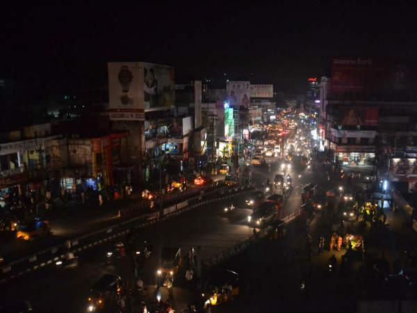 Blackout In Seemandhra But No President Rule In Andhra Pradesh