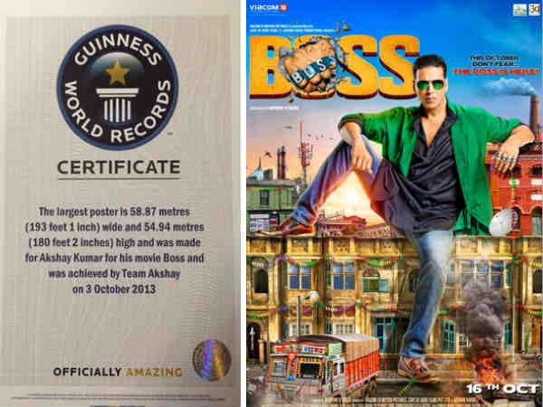 Akshay S Boss Enters Guinness World Records