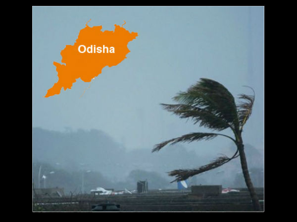 Weather Department Issued Warning In Odisha For Cyclone Felin