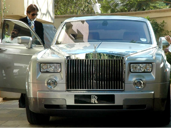 Amitabh Bachchan S Car Collection