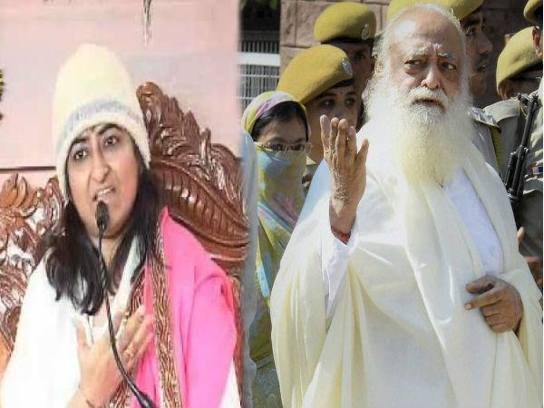 When Asaram Was With Females Bharti Used To Patrol His Cottage