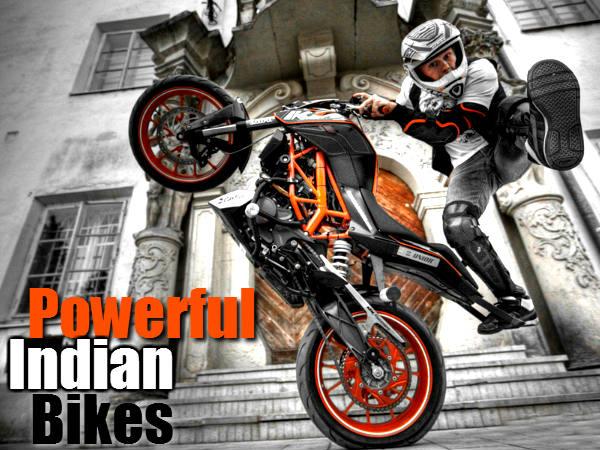Fastest Bikes India Under 200cc 250cc 300cc Indian Bikes