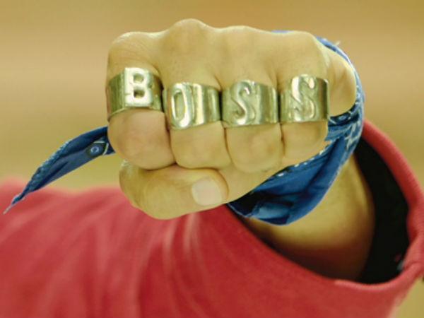 Boss Makers Mute Vulgar Word Honey Singh Song