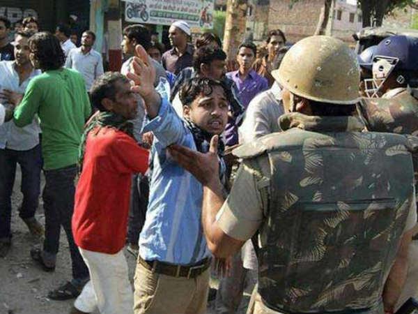 Let Tried Recruit Muzaffarnagar Riot Victims Report