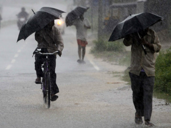 Cyclone Phailins Effects To Be Felt In Jharkhand And West Bengal