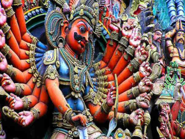No Burning Ravana Has Been Worshipped Here