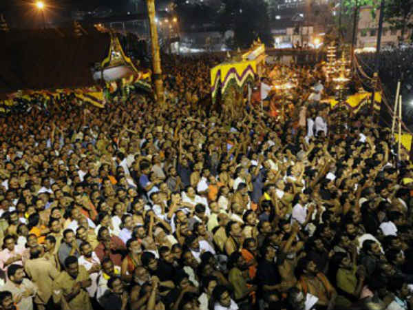 Six Killed In Madhya Pradesh Temple Stampede