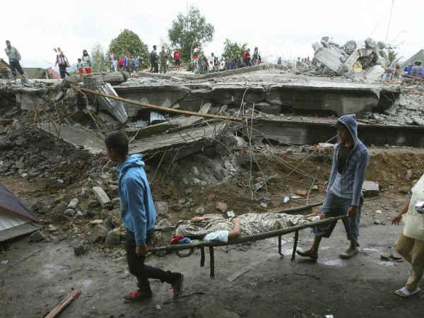 Earthquake Strikes Phillipines At Least 6 Dead