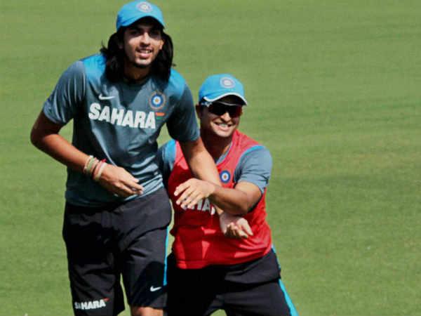 Practice Session Team India Jaipur