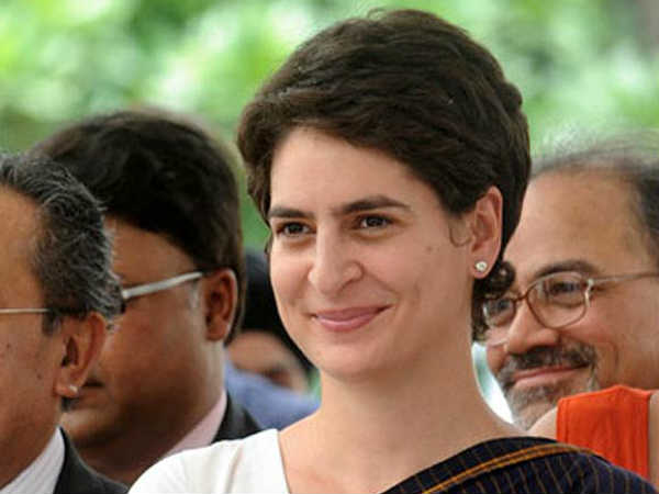 Priyanka Gandhi Will Contest Loksabha Election 2014 From Phulpur In Up