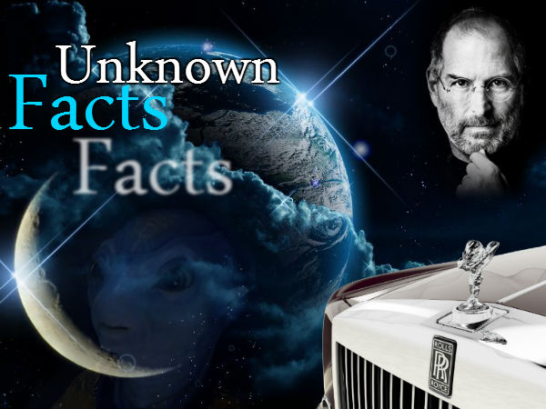 Interesting Unknown Automobile Facts