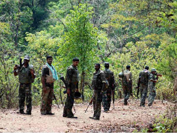 Naxals Trigger Landmine Blast In Gadchiroli Kill Three Policemen