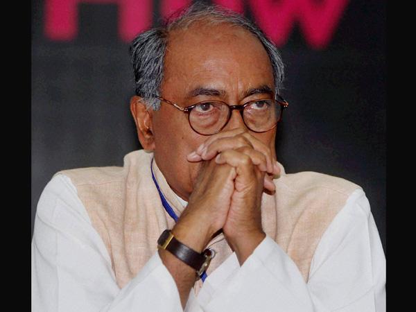Digvijaya Singh Criticises Gujarat Growth Model