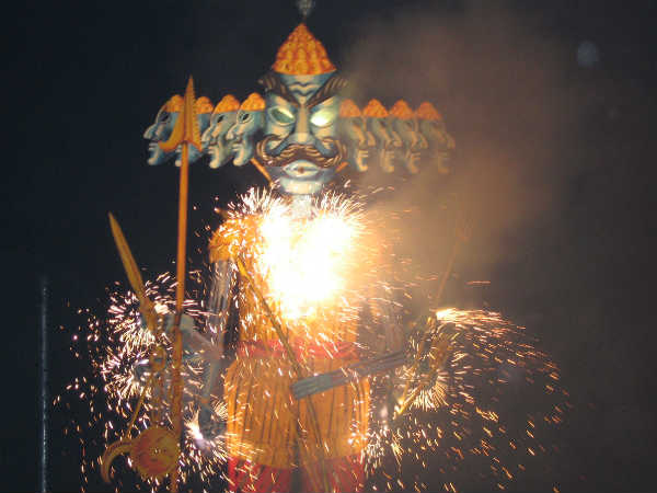Ravan Dahan After 6 Days Uttar Pradesh