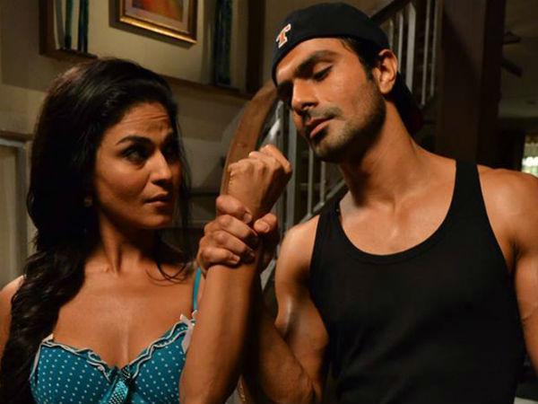 Ashmit Patel Washed Veena Malik Undergarments Bigg Boss People Angry