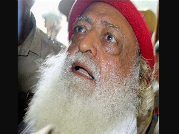 Asaram Sent To Sabarmati Jail After Completion Of Remand