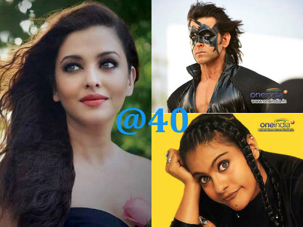 Bollywood Celbs Who Will Touch 40 Now