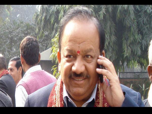 Facts About Bjp S Delhi Cm Candidate Dr Harshvardhan
