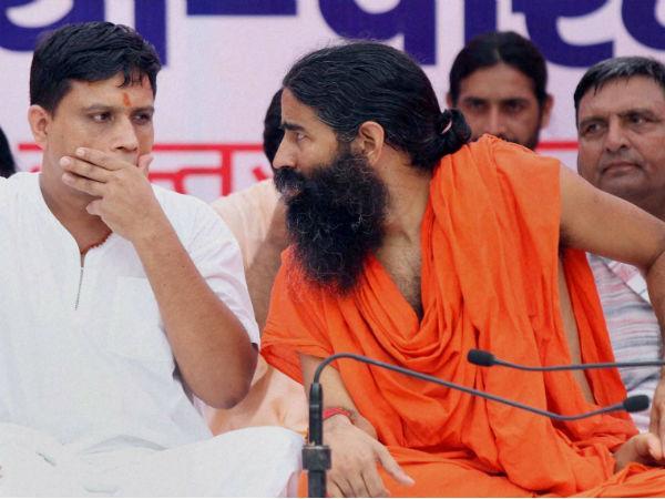 Seems Congress Leaders Are Gay Too Baba Ramdev