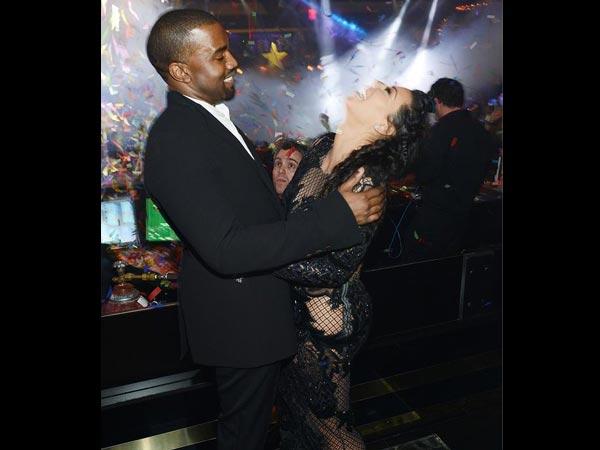 Kim Kanye Plan Las Vegas Wedding