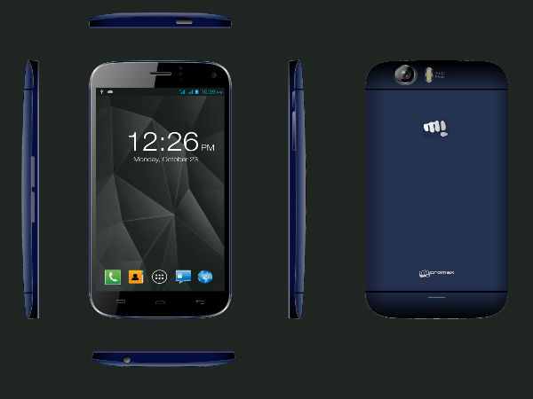 Micromax Launches Canvas Turbo At Rs 19