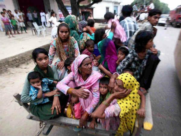 Muzaffarnagar Villagers Not Celebrate Diwali