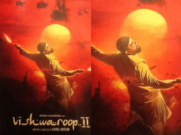 Vishwaroop 2 Trailer On Kamal Hassan S Birthday Likely