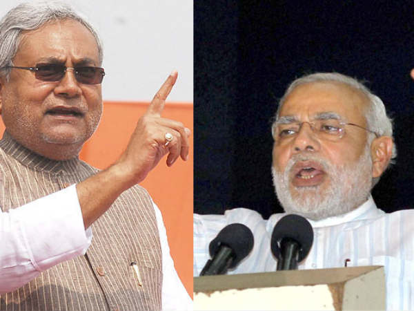 Patna Blasts Helped Bjp Get More Coverage Nitish Kumar