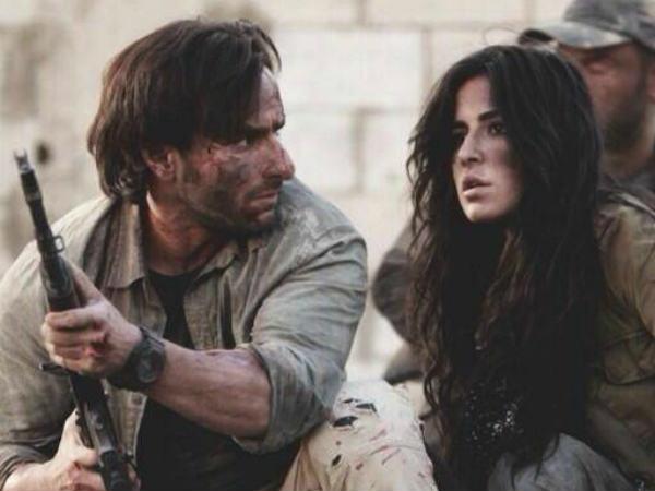 Katrina Kaif Gets Another Action Avtar In Phantom Dhoom