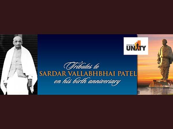 Modi Pays Tributes Sardar Patel On His Birth Anniversary