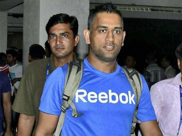 Chasing Big Totals Not Good Health Cricket Dhoni
